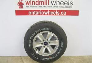 Ford New Factory Take-Off Rim and Tire Sets