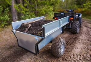 ATV/Quad/Tractor tipping trailer