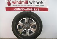 """Ford F-150 FX4 Takeoff 18"""" Wheel & Tire Package"""