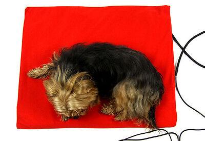 Valentina Valentti Cat Dog Puppy Pet Heat Pad Bed With LCD rectangular EU Plug