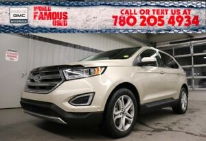 2017 Ford Edge Titanium. Text 780-205-4934 for more information!