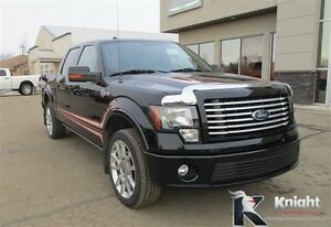 2011 Ford F-150 Harley-Davidson Heated/Cooled Leather Sunroof NA