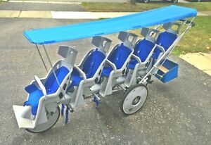 Perfect Condition 5 Runabout Seater stroller