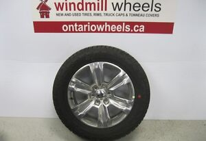 Factory Rim & Tire Sets for Ford F-150's