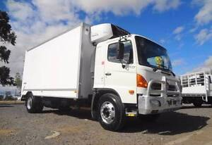 2004 HINO FG Refrigerated – Finance or (*Rent-to-Own $284 pw) Grahamvale Shepparton City Preview