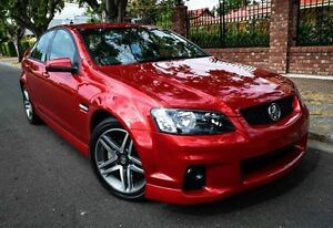 2011 Holden Commodore VE II SV6 Sizzle 6 Speed Sports Automatic Sedan Medindie Walkerville Area Preview