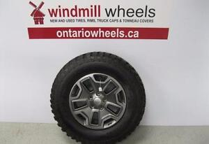 New Jeep Factory Take-off Rims and Tires