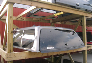 Truck canopy for 99-07 chev/gmc