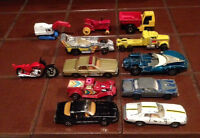 VIntage Diecast Cars- James Bond, Dukes & Many More