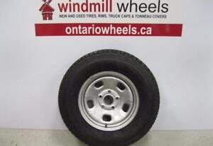 New Dodge Factory Take-off Rim and Tires Sets