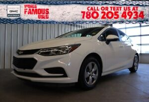 2017 Chevrolet Cruze LS. Text 780-205-4934 for more information!