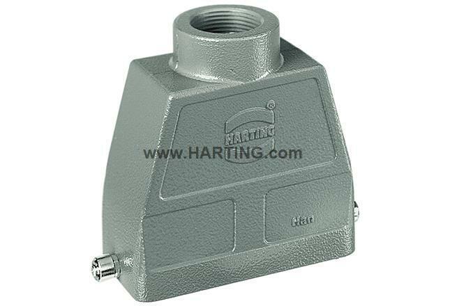 09300160441, Harting, Han B Hood Top Entry Hc 2