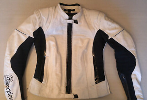 Women's Leather Motorcycle Riding Gear