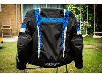 Rst blade textile jacket
