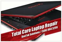 Professional Laptop Repair - DanTek Solutions