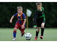 Qualified Football Coach needed for Training Academy for Children in Tadworth.