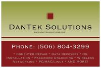 DanTek Solutions: Total Care Computer Repair