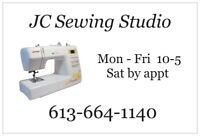Sewing Studio/Seamstresses in Brockville