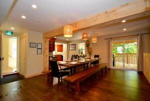 Available March Break - 6 Bed Blue Mountain Rental with Hot Tub