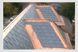 REPAIR ROOFING REPARATIONS TOITURES 24 HRS 7 JOURS***BEST PRICE West Island Greater Montréal image 2