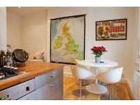 Two bedroom furnished flat on the Crystal Palace Triangle