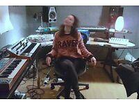 Logic Pro X Music Production Tuition Lessons & Sound Engineering . Hackney based Music Studio