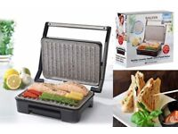 BNIB never opened Salter Health Grill and Panini Maker