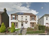 TO LET 3-BED HOUSE AND GARDEN -CORSTORPHINE-QUIET AREA-unfurnished NO SMOKERS