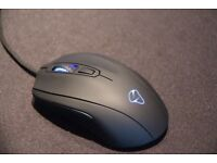 Mionix Castor RGB top Optical Gaming Mouse