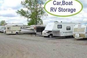 Outdoor short / long term parking/ storage