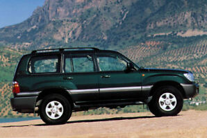 MINT 1998 TOYOTA LANDCRUISER CALL OR TEXT ONLY 647-708-2423