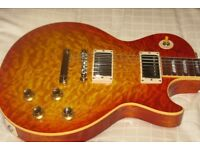 Stunning 2002 Gibson Les Paul Custom Shop Historic R0 1960 Reissue, Music Machine 25th Anniversary