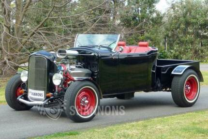1932 Ford Hot Rod Utility Pickup