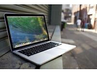 Mac book pro Retina 15.4