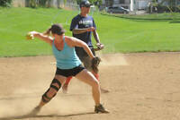 Coed Slo Pitch League