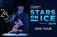 Brand Ambassador - Stars On Ice Show 2015!!