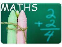 GCSE Maths tutoring (£10 an hour)