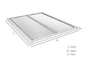 King size Platform Futon Bed - Beautiful Acacia