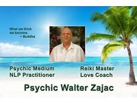 Powerful Psychic Readings, your love relationship, your life. Certified Psychic, Reiki master, NLP