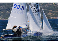 Cadet Sailing Dinghy GBR9321 'Lift Off' Ready to Race or Sail