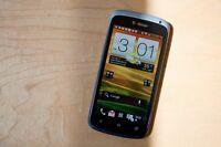 TÉLÉPHONE CELLULAIRE HTC ONE S 125$ FONCTIONNE AVEC TELUS KOODO
