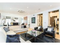 Two bedroom furnished apartment !! Mayfair posh location !!