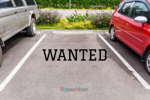 WANTED - Parking Spot in Sage 2 Condo Waterloo