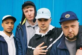2 Tickets for £15 - KURUPT FM - - MOTION, this Saturday. Face value is/was £16.50 each.