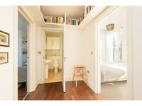 GORGEOUS 1 BED FLAT WITH SEPARATE STUDY IN A VICTORIAN CONVERSION - CLOSE TO KENTISH TOWN TUBE