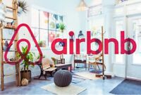 Looking for contractors to do Airbnb turnovers!