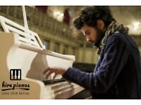 FEURICH 179 WHITE GRAND PIANO – DYNAMIC II