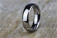 New In Box! Men's Rise Tungsten 6mm Ring Sz 10.5 & 12