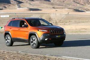 2015 Jeep Cherokee Trailhawk SUV, Crossover