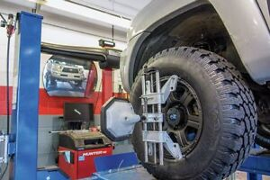 WHEEL ALIGNMENT - WE DO - FWD AWD RWD 4X4 AT XTREME AUTO CENTRE